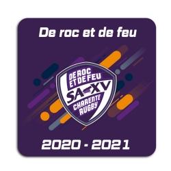 Autocollant 2020-2021 De...
